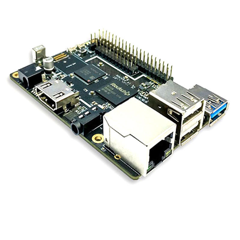 Rockchip RK3328 ps3 android motherboard or Single-Board Computer HM-RK64