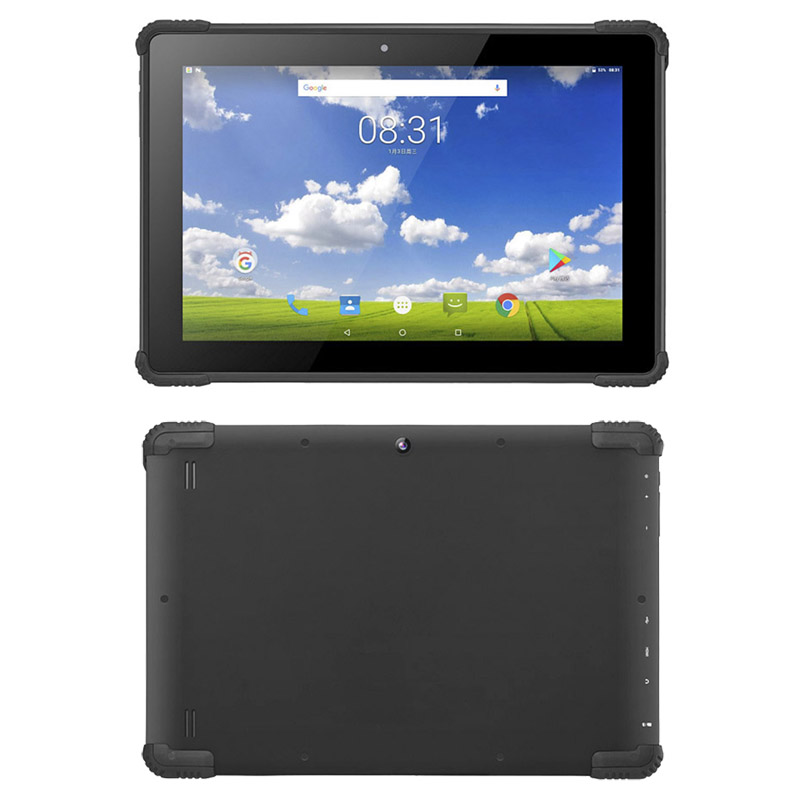 HiDON 10.1 inch Android Semi-Rugged tablet 4G LTE Education Tablet PC 2G+32G IP54 Tablet PC Computer
