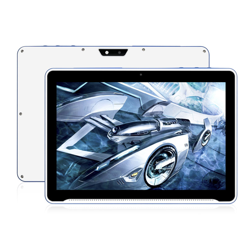 HiDON Tablet PC 10.1 inch 4G LTE Android 10 Educational Tablet GPS WIFI Camera Touch Screen 64GB Storage IP65 Waterproof Tablets