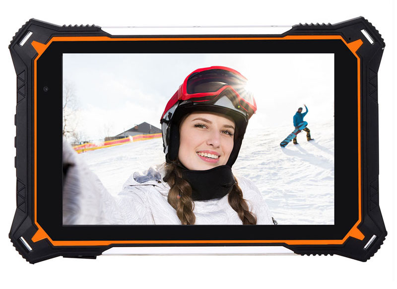 "8"" Inch Android 9.0 Atex Tablet Octa-core 4G+64G ROM Rugged Tablets IP68 10000mAh Battery Industrial ATEX Tablet pc"