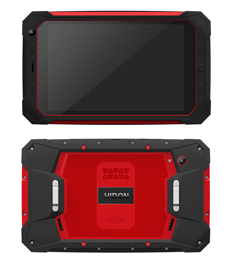 8 inch MSM8939 octa-core Octa Core 4G Rugged Tablet PC computer HR839