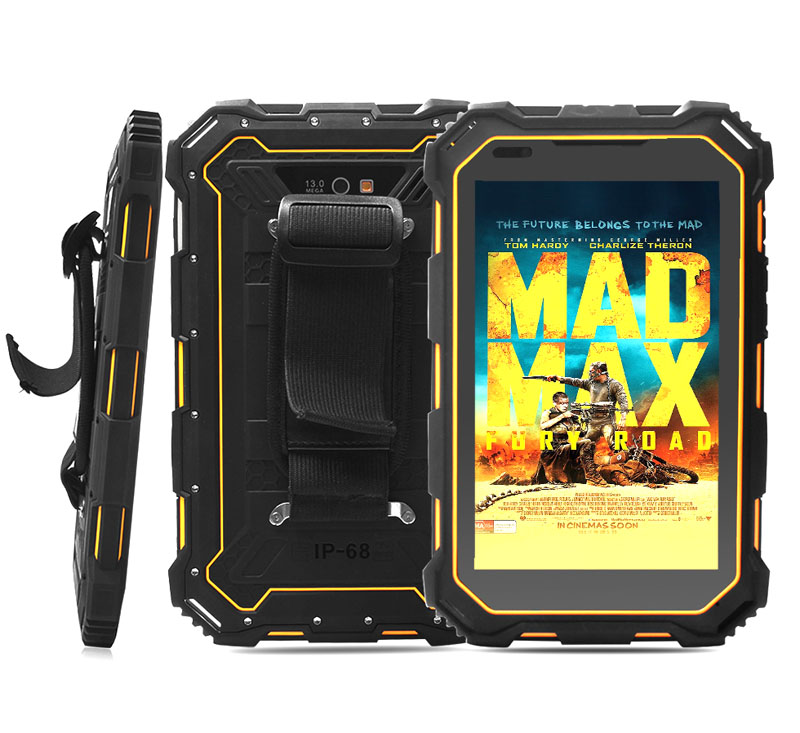 "Cheapest 7"" 7inch IP68 NFC Rugged android waterproof Tablets waterproof tablet PC Computer"