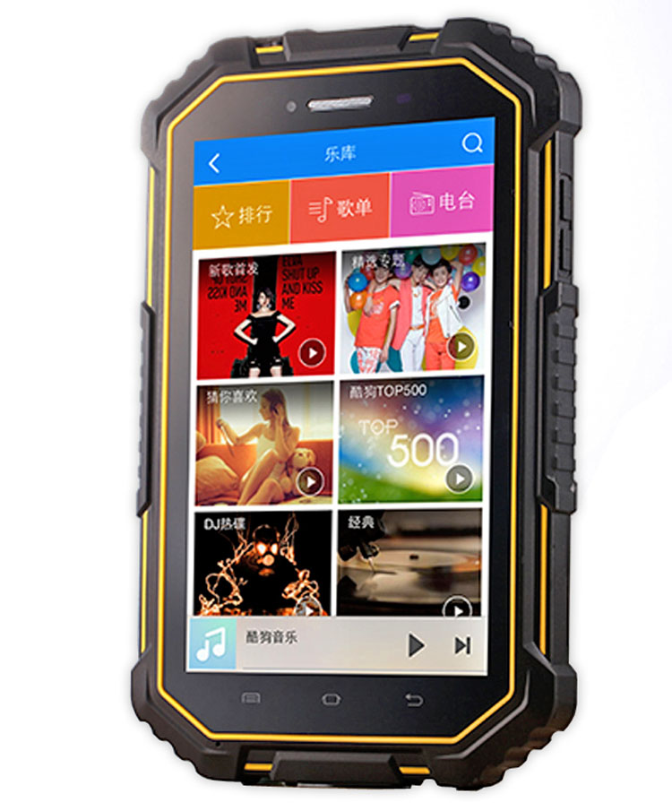 Cheap 7 inch TDD FDD 4G Rugged Tablet PC or 4G Industrial pc computer HV2
